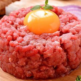 Obrázek Tatarský biftek z limousina 300 g