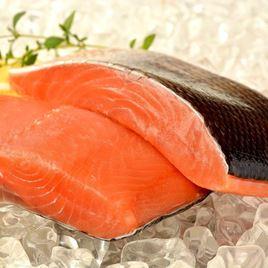 Obrázek Divoký losos filet 2 porce- chlazené