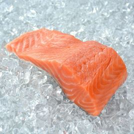 Obrázek Divoký losos filet 1 porce- chlazené