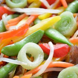 Obrázek Thajská zeleninová pánev 400g