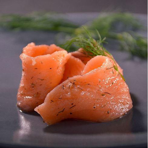 Obrázek z Gravlax - marinovaný losos 200 g