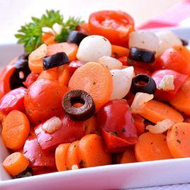 Obrázek Červená zelenina na pánev 400g