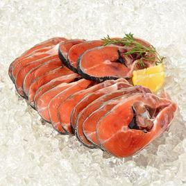 Obrázek Divoký losos keta, ořez nestandard, 1000 g
