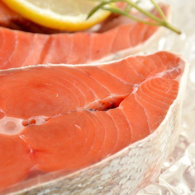 Divoký losos
