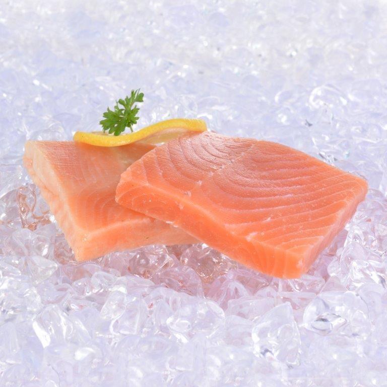 Farmovaný losos
