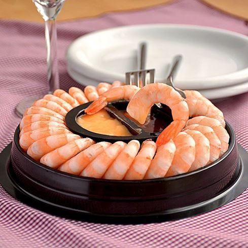 Obrázek z Krevety party, loupané,vařené