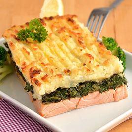 Obrázek Salmon pie  400 g