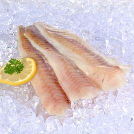 Obrázek Aljašská treska filety, nestandard, 1000 g