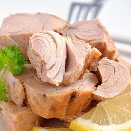 Obrázek Steaky z tuňáka v konzervě 1000g