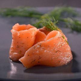 Obrázek Gravlax - marinovaný losos 140 g
