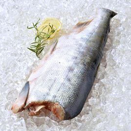 Obrázek Divoký losos keta půlený - 750 g
